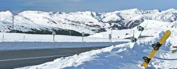 Hotels in Vallnord