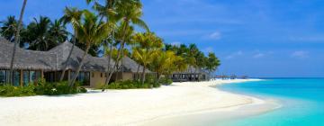 Maldivy – hotely
