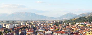 Hotels in Korçë County