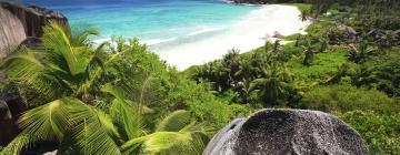Отели на острове Ла-Диг