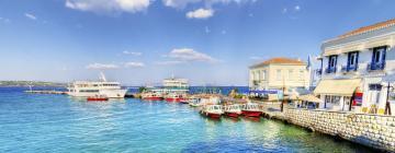 Pet-Friendly Hotels in Spetses