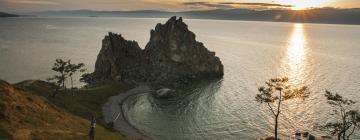 Отели в регионе Озеро Байкал