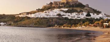 Hotele w regionie Rodos