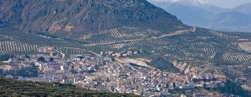 Hoteles en Parque Natural de las Sierras de Cazorla, Segura y Las Villas