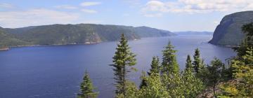 Hotéis em: Saguenay-Lac-Saint-Jean