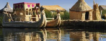 Lodges in Puno