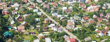 Hotels in Volokolamskoye Motorway