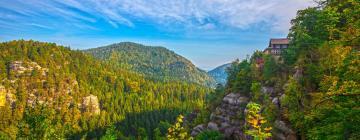 Hotels in der Region Zittauer Gebirge