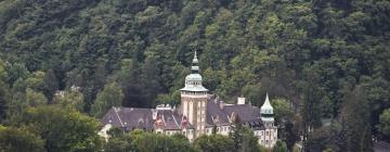 Hotelek Borsod-Abaúj-Zemplén megye területén