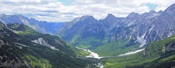 Hotels in Valbona Valley National Park