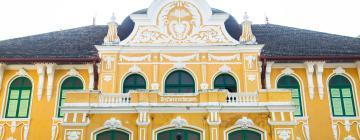 Hotels in Prachinburi Province