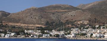 Hotels in Tilos