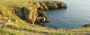 Отели в регионе Азовское побережье Украины