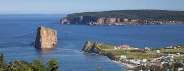 Hotéis em: Gaspé Peninsula