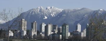 Hotéis em: Vancouver, Coast and Mountains
