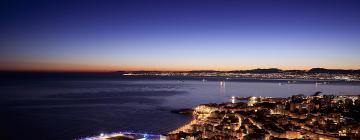 Hotels in Algiers Province