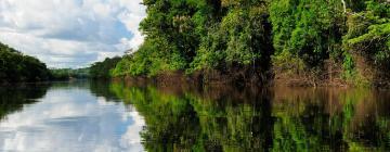 Отели в регионе Амазонас