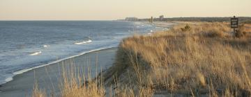 Hotels in Delaware Beaches