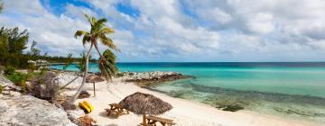 Hotell på Eleuthera Island