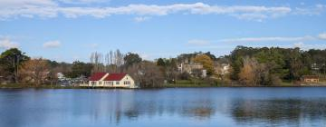 Hotels in Daylesford and the Macedon Ranges