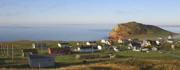 Hotéis em: Magdalen Islands