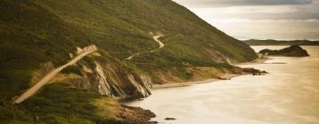 Hotels in Cabot Trail