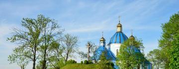 Отели в регионе Волынская область