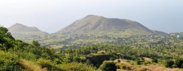 Отели в регионе Fogo