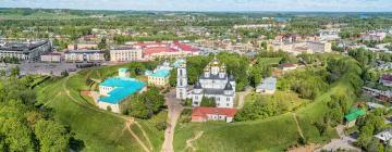 Hotels in Dmitrovskoye Motorway