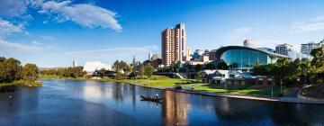 Hotels in Adelaide Region