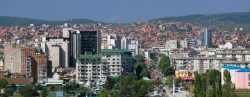 Apartments in Pristina County