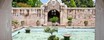 Villas in Java