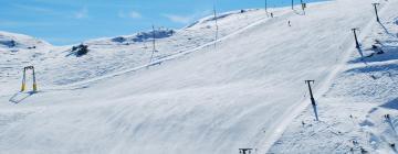 Mavrovo Ski: hotel
