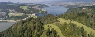Hotele w regionie Pieniny Mountains
