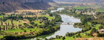 Hotels in Snake River Valley