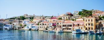 Ξενοδοχεία σε Halki Island