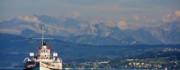 Отели в регионе Lake Zurich