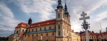Hotels in Slovacko