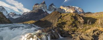 Hotels in Torres del Paine Region