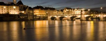 Hotels in Canton of Basel-Stadt