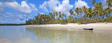 Hotely v destinaci Mafia Island