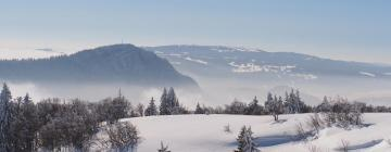 Hotels in Jura Mountains