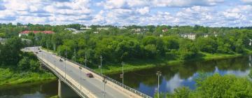 Hotels in Novorizhskoye Motorway