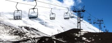 Hoteles en Centro de esquí Volcán Osorno