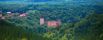 Hôtels dans cette région: Krivoklatsko