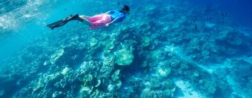 Hotels in Southern Atolls
