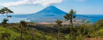 Hotels on Ometepe