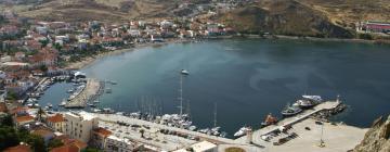 Отели в регионе Limnos