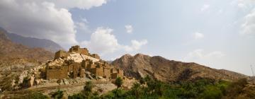 Hotéis em: Asir Province