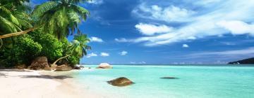 Отели в регионе Маэ